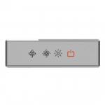 [product_id], Сенсорный пульт для ванны Акванет PR 9865 с блоком и подсветкой (для гидро-аэромассажа), 8230, 11 750 руб., PR 9865, Aquanet, Электронные блоки