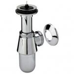 [product_id], Сифон для раковины Viega Sifon 102555 (хром), , 1 340 руб., Viega 102555, Viega, Системы слива для раковины