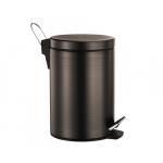 [product_id], Ведро для мусора Wasser Kraft 5L К-655 (темная бронза), , 4 910 руб., 5L, Wasser Kraft, Ведро для мусора