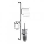 [product_id], Комбинированная настенная стойка Wasser Kraft K-1438, , 8 510 руб., K-1438, Wasser Kraft, Аксессуары