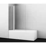 [product_id], Шторка на ванну WasserKRAFT Berkel 48P02-110, 48P02-110, 16 150 руб., 48P02-110, Wasser Kraft, Шторки для ванн