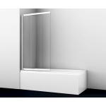 [product_id], Шторка на ванну WasserKRAFT Main 41S02-80, 41S02-80, 13 990 руб., 41S02-80, Wasser Kraft, Шторки для ванн